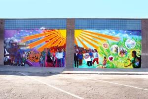 Full Mural 2  walls